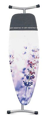 Brabantia Ironing Board Adjustable With Heat Resistant Parking Zone, Size 135 x