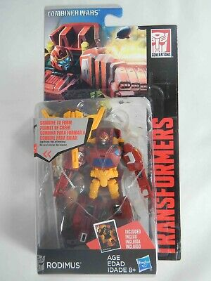 TransFormers RODIMUS Legend Class Combiner Wars HASBRO Figure Gen 1 NEW Sealed