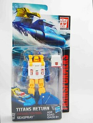 TransFormers BOMBSHELL Legend Class Combiner Wars HASBRO Figure Gen1 NEW Sealed