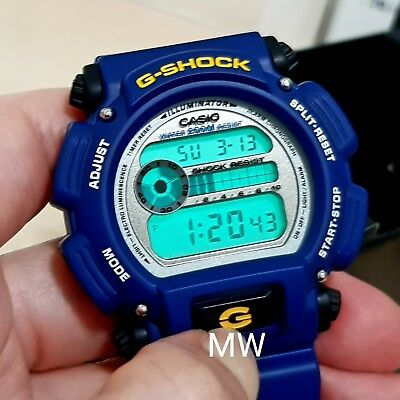 Casio DW-9052-2V G-Shock Classic Alarm Chrono Digital Sports Men's Watch DW9052