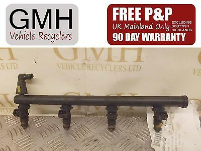 Renault Scenic 1.4 Petrol 16V Injection Rail With Injectors 1999-2003▲