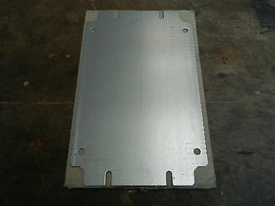 Steel Enclosed Control Cabinet Back Plate 175mm X 283mm