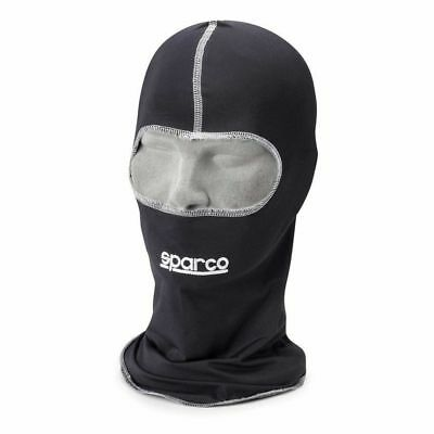 Sparco Basic BALACLAVA OPEN FACE ADULT ONE SIZE basic BLACK karting kart racing