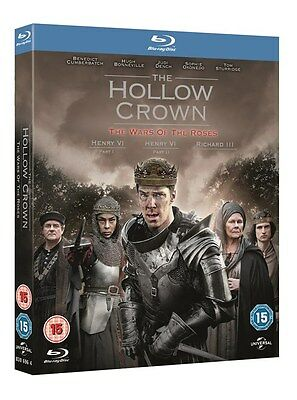 The Hollow Crown: The Wars of the Roses [Blu-ray]