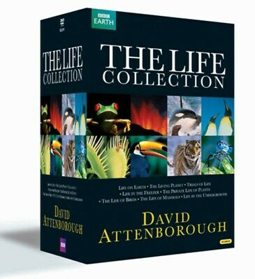 David Attenborough: The Life Collection (Box Set) [DVD]