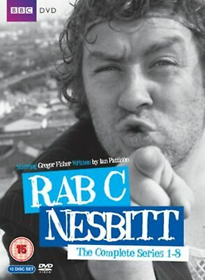 Rab C Nesbitt: The Complete Series 1-8 (Box Set) [DVD]