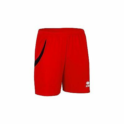 Errea Neath Football Shorts - Red/black - Various Sizes Avaliable