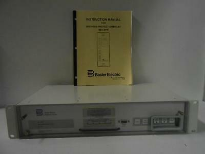 Basler Electric Programmable Breaker Protection Relay Be1-Bpr