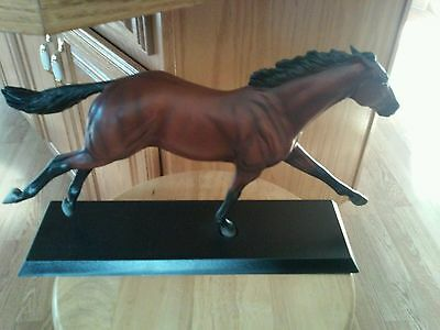 Breyer horse American Pharaoh NO BOX