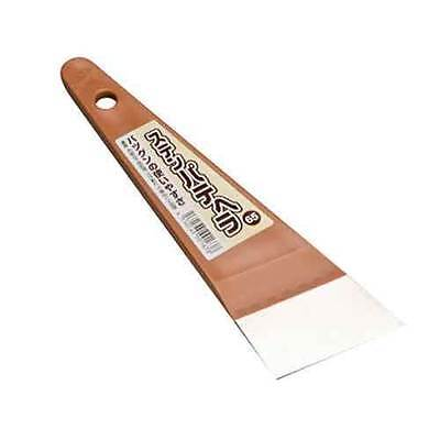 INOUE Stainless Steel Putty Spatula 65mm