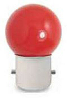 Safelight LED RED 620nm 0.5watt B22
