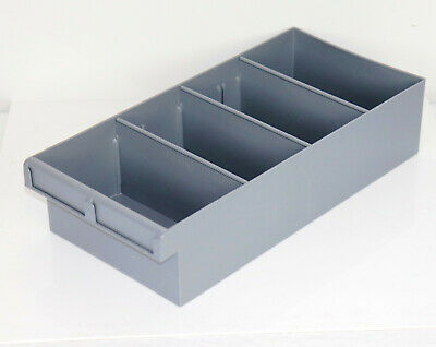 Fischer Plastic Products Storage Spare Parts Trays 200mm x 100mm x 400mm 1H-025
