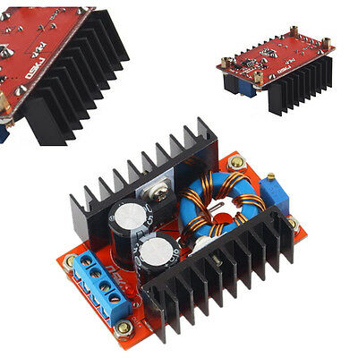 DC-DC supply 10-32V to 12-35V 6A 150W Step Up Boost Converter Power