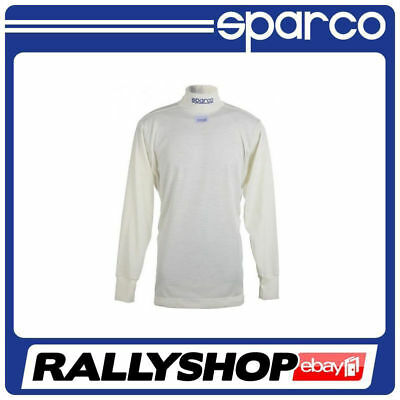 FIA Sparco Basic Long Sleeve Top FREE DELIVERY WORLDWIDE, size L (Race, Rally)