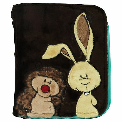 Nici Forest Friends Ralf Rabbit and Hedgehog Portafoglio Donna Portamonete