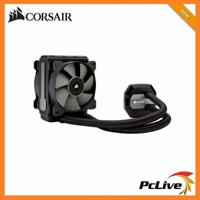 Corsair Hydro H80i v2 Liquid CPU Cooler Fan 120mm 2011 1156 1155 1151 1150 AMD