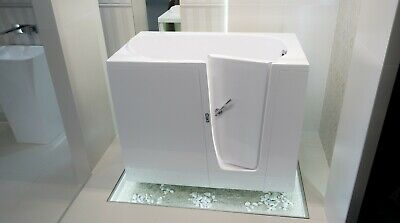 WALK IN BATHTUB Side Door, Low Entry 5,5'', Disability Aid, Mobillity Solution