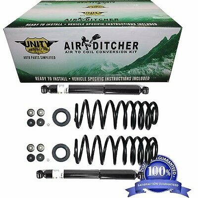 1997-2002 65001 EXPEDITION NAVIGATOR Rear Coil Springs Conversion Kit 4WD 2200LL