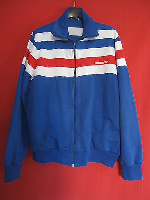 Veste Vintage Adidas Made in South Korea couleur France Retro 90'S - 174 / M