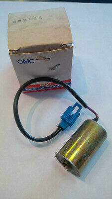 NEW 0383598 - SOLENOID ASSEMBLY Johnson/Evinrude, OMC