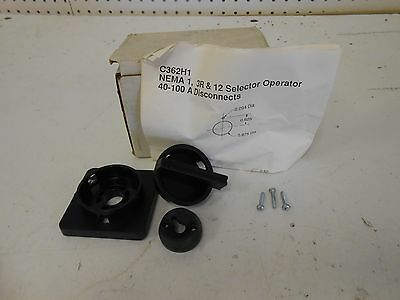 Cutler-Hammer Eaton Selector Switch On/Off , C3625H1
