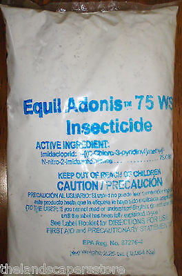 Adonis 75 WSP Imidacloprid 75% Makes 25 Gallons 1each 2.25oz White Fly Systemic