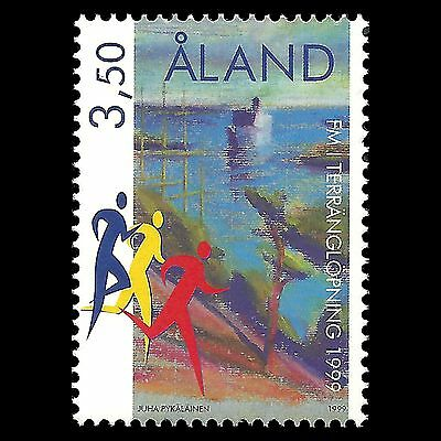 Aland 1999 - World Championship in Orienteering Ski Sports - Sc 160 MNH