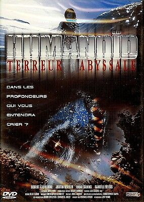 Humanoid>Robert Carradine /*/ Dvd Fantastique Neuf/Cello