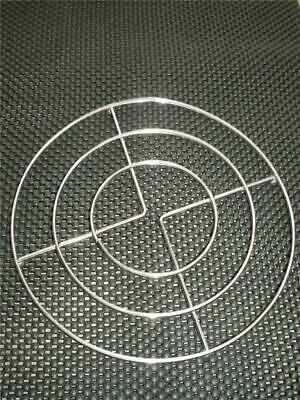 Chrome Non Stick Round Cooling Rack Cake Cookie Pastry Bakeware