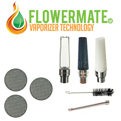 Vapormax Flowermate Vaporizer V5.0 V5.0S & PRO Spare Parts Accessories Authentic