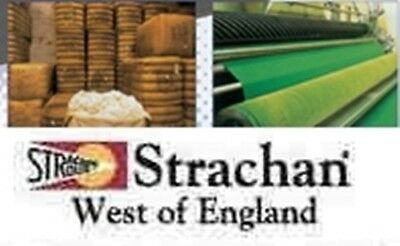 """Strachan 6811 English Green Tournament """"Gold Quality"""" Snooker Table Cloth"""