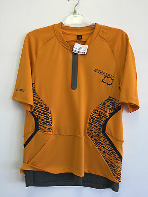 Maillot MC All mountain Scott Limited Orange - Taille M