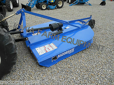 Bush Hog BH4, 4' Rotary Mower, Brush Cutter, Rough Cut Mower - DEMO UNIT SALE!