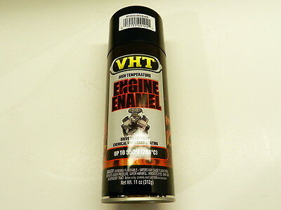 VHT High Temperature Engine Paint Black SP124