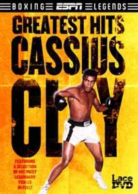 ESPN: Cassius Clay Greatest Hits  DVD NEW