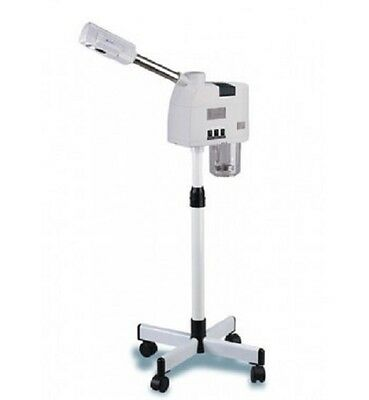 Professional Salon Standard Hot And Cold Facial Steamer Ozone Function Spa Salon