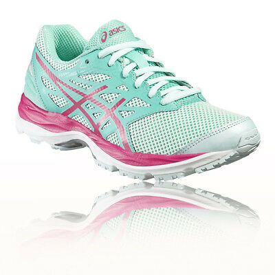 Asics Gel-Cumulus 18 GS Junior Cushioned Running Road Sports Shoes Trainers