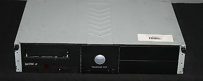Dell PowerVault 114T Rack Tape Enclosure, 1x LTO3 Tape Drive  #A8-1