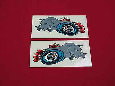 Ford Xy Fairmont Gt Rhino Decal Kit Pair Small Suit South African Gt Brand New