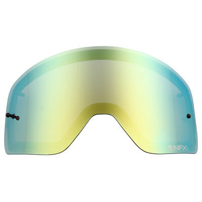 Dragon NEW Mx NFXS Motocross Goggles Tinted Ionized Gold Replacement Lens
