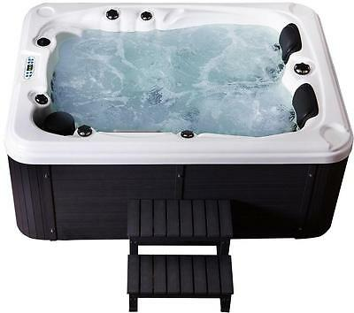 Deluxe Outdoor Whirlpool WHAWH-OD-BEA Beach SPA AussenwhirlPool