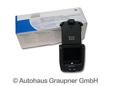 VW Original Handyadapter iPhone 5 / 5S Ladeschale Handy Adapter 3C0051435CQ
