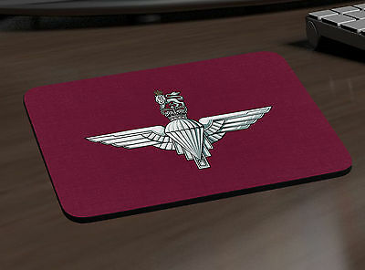 The Parachute Regiment 1st BTN Mouse Mat Pad Army Computer Personalised TR32