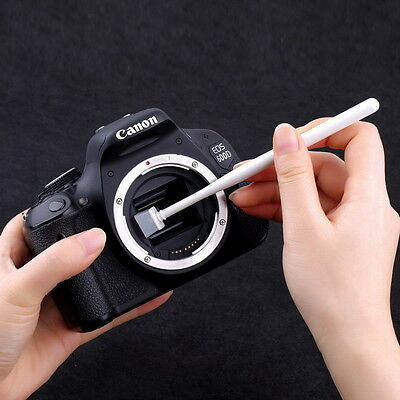 Camera CCD CMOS Sensor Dust Cleaning Jelly Cleaner Kit for Canon Nikon Sony SC