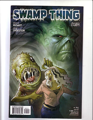 Swamp Thing #25 (Vf/nm) Eric Powell-C Vertigo