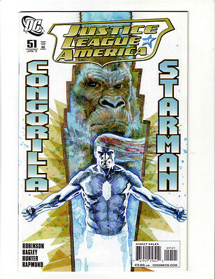 Justice League Of America #51 Variant (Nm+) Dc