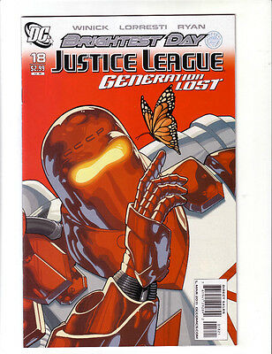 Justice League Generation Lost #18 Variant