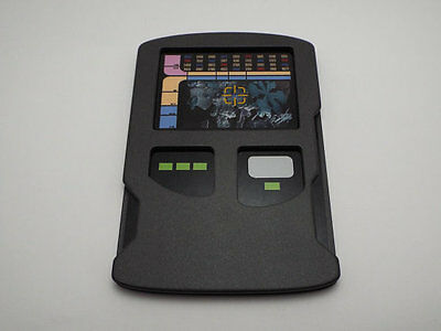 Star Trek Voyager DS9 Small PADD Prop Kit!!! International Shipping!!!