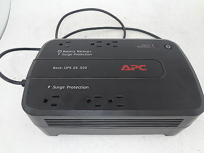 APC BN350G Back UPS ES (No Battery) TESTED AND WORKING!