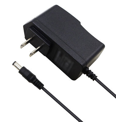 Generic DC 9V 1A Adapter Charger Power Supply PSU 5.5mm*2.5mm Center- Negative